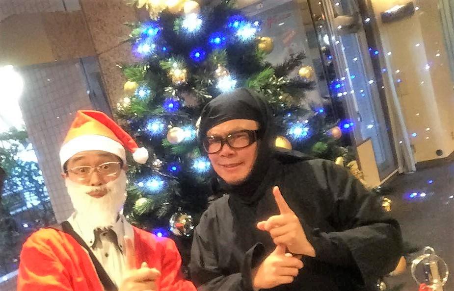 クリスマス マジックショー