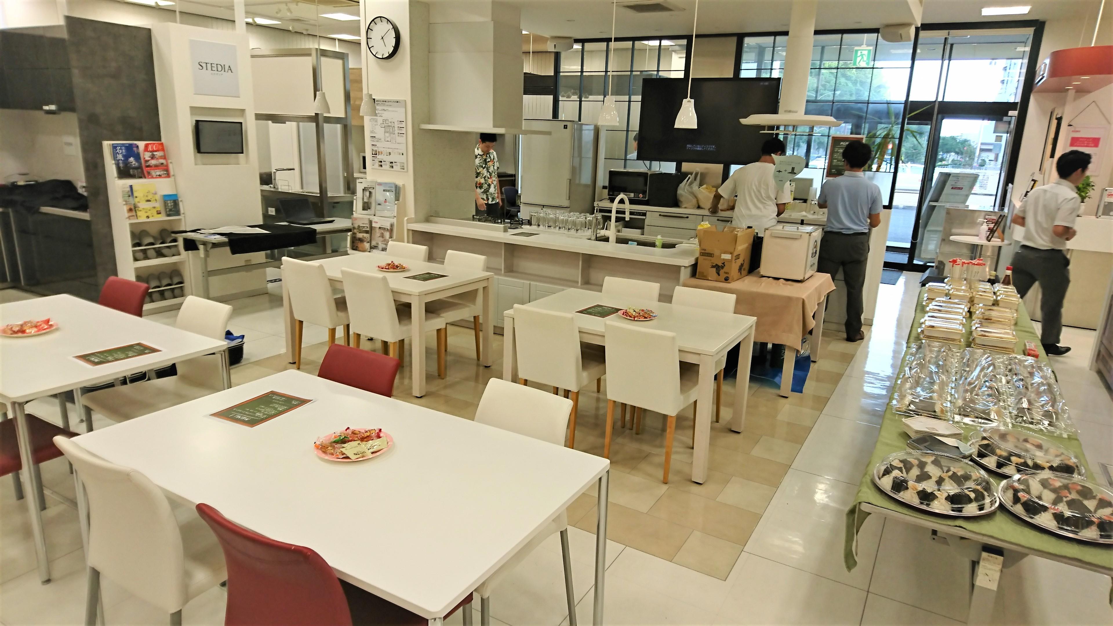 クリナップ・キッチンタウン・横浜(横浜ショールーム)